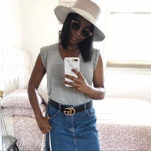 Janessa Leone Calla hat